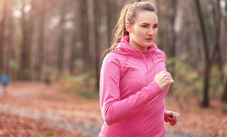 Hacer ejercicio con el balón gástrico