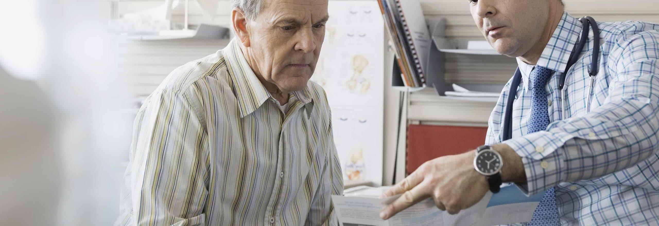 hiperactividad de la vejiga después de la vaporización de la próstata con láser verde