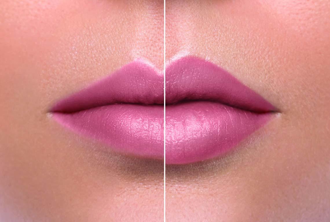 Cómo lograr labios más voluminosos sin inyecciones en los labios