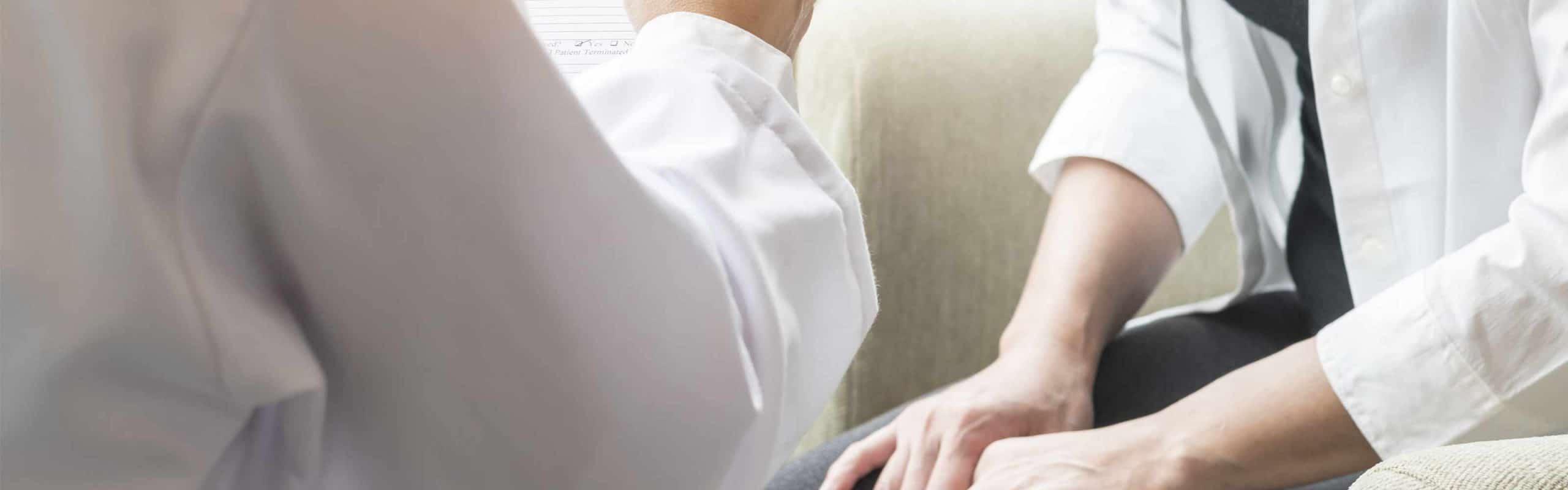 Primeiros sinais da síndrome da fibromialgia