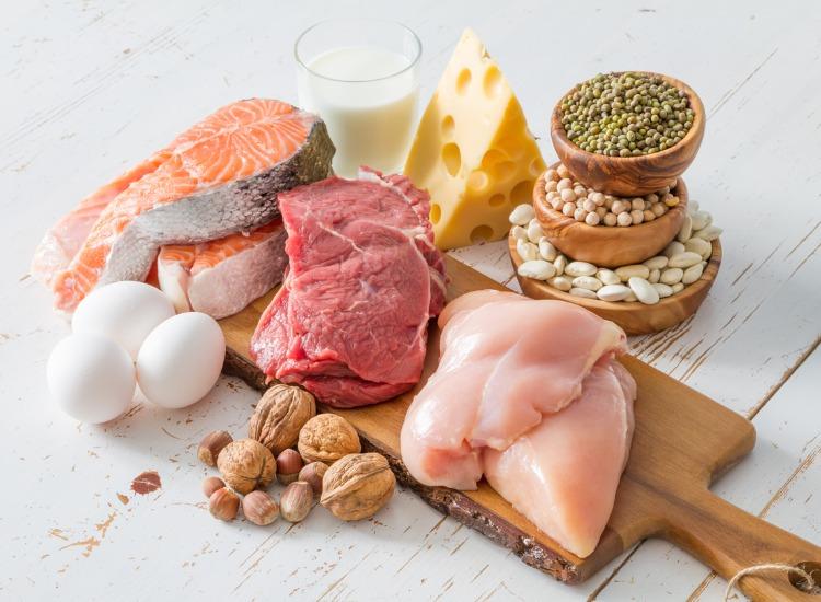 Dieta proteica menú y fases