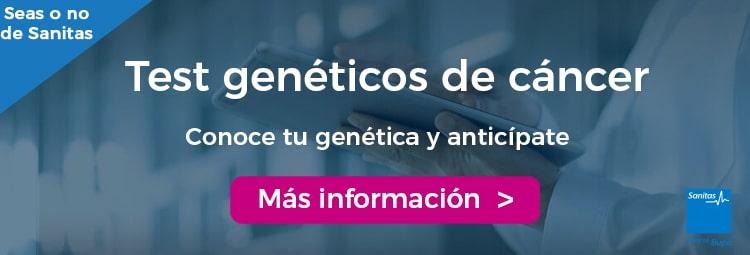 Test genético cáncer de mama